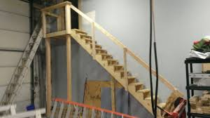 attic access staircase and storage area expansion u2013 bsc