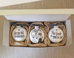 wedding gift ornaments wedding gift engagement gift wedding by happyyouhappyme
