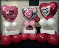 valentines baloons s day cake and balloons special events