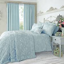got duck egg eden double duvet cover dunelm or any good quality