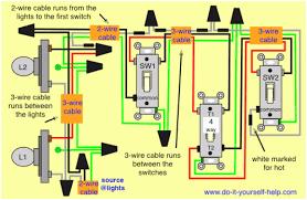 wiring diagram for switch and multiple lights u2013 readingrat net