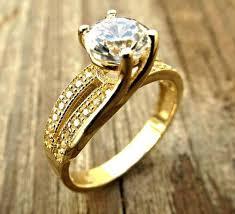 verlobungsringe weiãÿgold diamant 25 bästa idéerna om verlobungsring 1 karat på