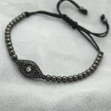 black man bracelet images Wholesale anil arjandas fashion men black bracelet pave setting jpg