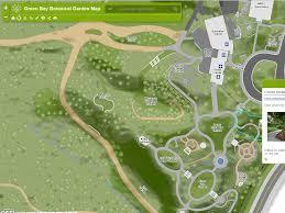 Green Bay Botanical Gardens Green Bay Botanical Garden Basemap Robert E Associates Inc