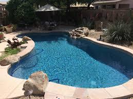 swimming pool service u0026 repair phoenix az before and after pool