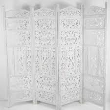 White Room Divider Accessories Elegant Shutter Room Divider Screens For Inspiring