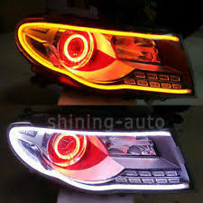 led light strip turn signal sequential turn signal ebay