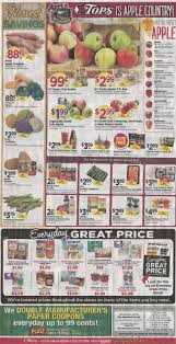 price chopper thanksgiving dinner to go tops ad scan and tops weekly ad preview gas point version