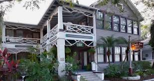 Bed And Breakfast In St Augustine Old Powder House Inn History