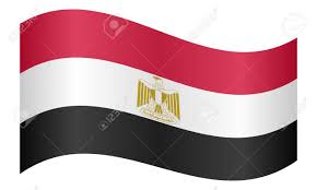 Egyption Flag Egyptian National Official Flag Arab Republic Of Egypt Patriotic