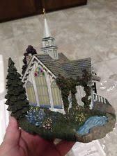 kinkade villages cottages ebay
