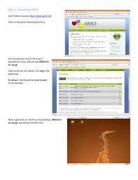 tutorial gns3 linux gns3 0 5 tutorial