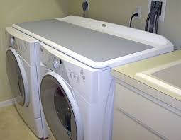 table top washer dryer whirlpool duet work surface on top of the washer and dryer from