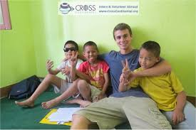 high school volunteer abroad intern or volunteer abroad with
