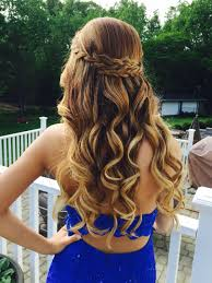 Stylish Hairstyles For Girls by Find Your Perfect Prom Hairstyle For A Head Turning Effect In The