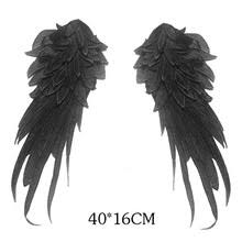 Angel Wings Halloween Costume Popular Black Wings Halloween Buy Cheap Black Wings Halloween Lots