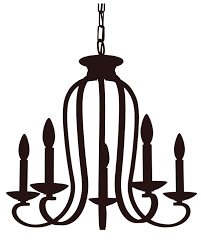 chandelier chain cliparts free download clip art free clip art chandelier lighting design lovely five bulbs curving down frame