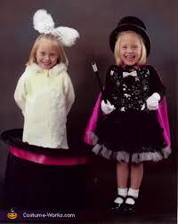 Halloween Costumes Magician Magician Rabbit Hat Halloween Costume Kids Creative