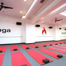 Yoga Home Decor Bedroom Expansive Design Carpet Wall Mirrors Desk Large
