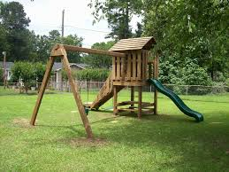 quality customized wooden playsets carolina backyards