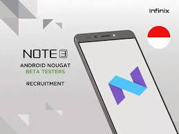 update infinix note 3 x601 and note 3 pro android 7 0