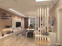 Living Room Partition | excellent modern style living room partitions decorated picture