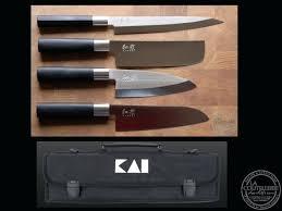 malette de couteau de cuisine malette couteau cuisine 4 couteaux japonais et la mallette