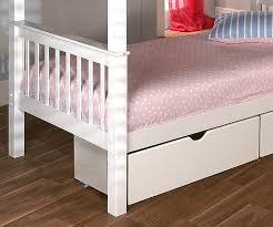 Pavo Bunk Bed Limelight Pavo Bunk Bed Frame Bedsdirectuk Net