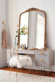 rose gold vanity table rose gold dressing table for my future house pinterest