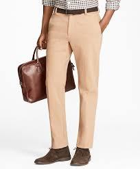 men u0027s chino pants khaki pants u0026 jeans for men brooks brothers