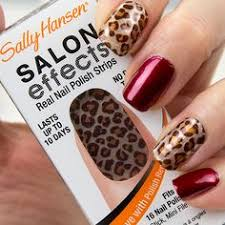 sally hansen salon effects nail strips i u0027ve just tried these