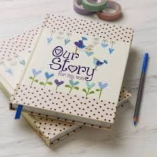 our story for my journal by from you to me
