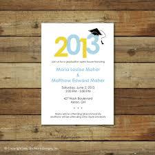 Graduation Invitations Cards Graduation Open House Invites Cloveranddot Com