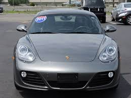 porsche usa used 2011 porsche cayman si at auto house usa saugus