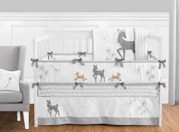 nursery beddings rustic deer baby bedding plus john deere baby