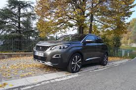 new peugeot the advanced new peugeot 3008 suv test drive u2013 auto sport