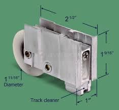 Aluminum Patio Door 81 133 Sliding Door Roller Alcan Swisco