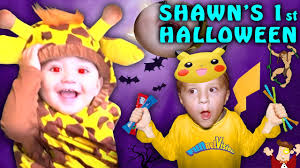 shawn u0027s first halloween dangerous candy addiction funnel vision
