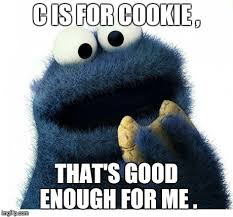 Cookie Monster Meme - cookie monster love story meme generator imgflip
