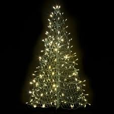 4 Christmas Tree With Lights by Shop Crab Pot Trees 4 Ft Freestanding Tree Light Display With