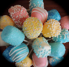 baby shower marshmallow pops by cecespopshoppe on etsy 15 00