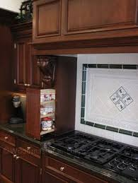 Spice Drawers Kitchen Cabinets by Big Giant Ice Maker Inside A Cabinet I Need This For The Home