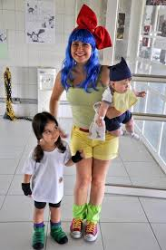 Chi Chi Halloween Costume 635 Images Dbz Android 18 Son Goku