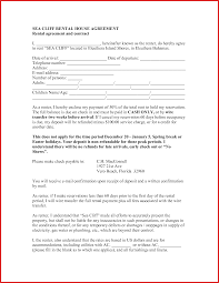 house rental agreement template resume format free word gift card