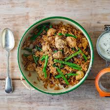 biryani cuisine one pot easy chicken biryani recipe gousto