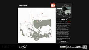 bureau r up artstation g d b cod infinite warfare 43 gojkovic design