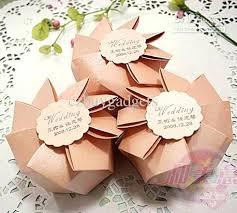 wedding candy boxes wholesale wedding favor boxes wholesale style flower wedding favor candy