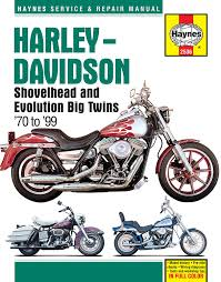 amazon com haynes 2536 mc harley shovelhead70 99 automotive