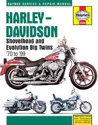 amazon com haynes 2536 mc harley shovelhead70 99 automotive