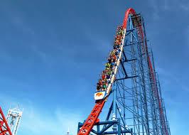 Six Flags Ma Superman The Ride Six Flags New England